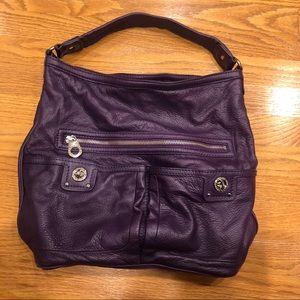 Marc by Marc Jacobs purple shoulder bag